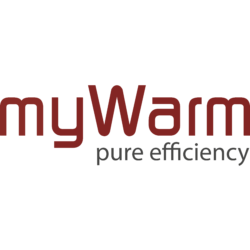 myWarm Logo Square